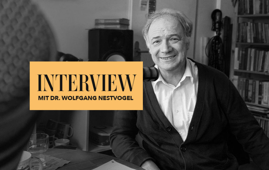 Interview mit Wolfgang Nestvogel