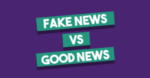Das Evangelium: Fake News vs. good News